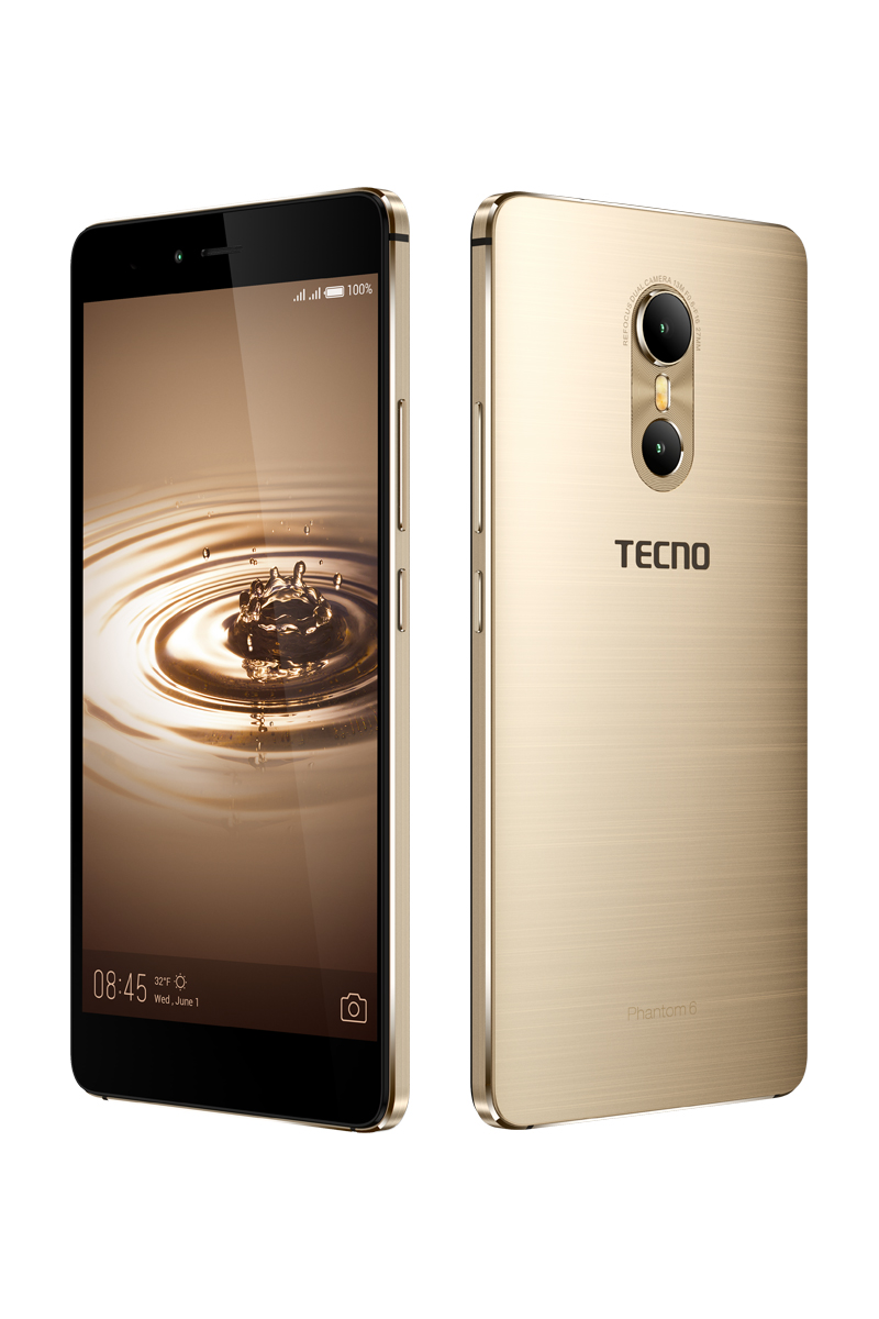 Tecno Mobile Phantom 6 United Mobile
